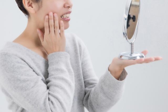 歯のトラブル