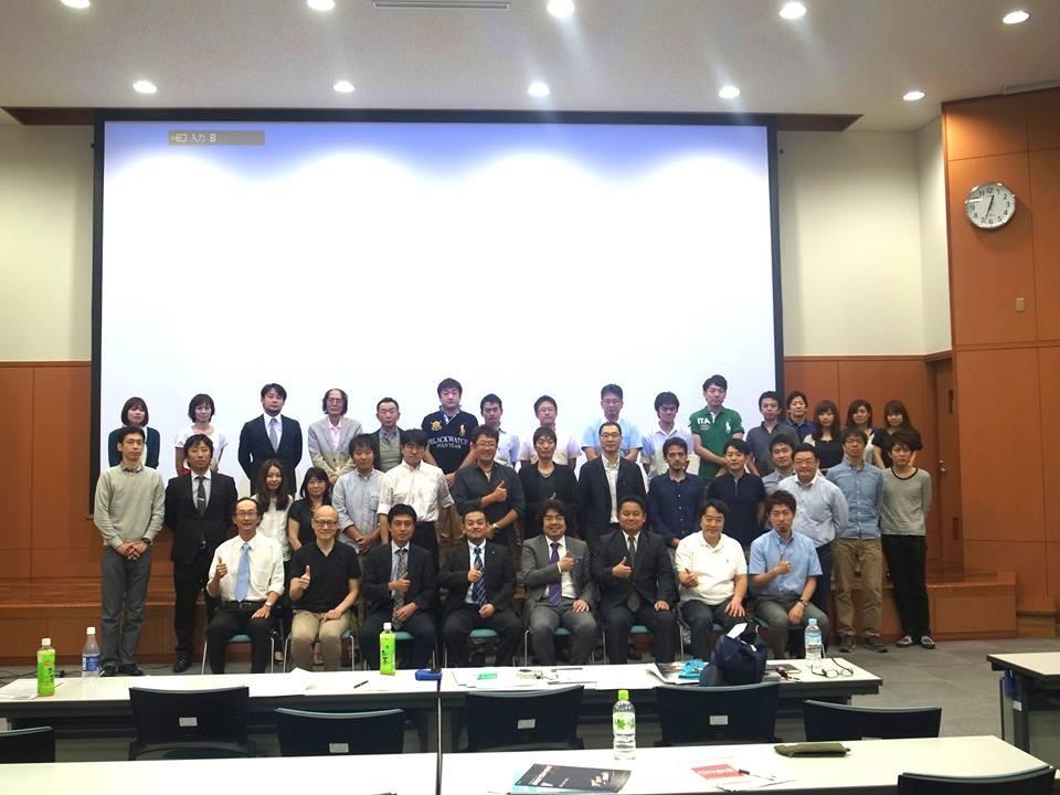 日本臨床CAD/CAM学会集合写真