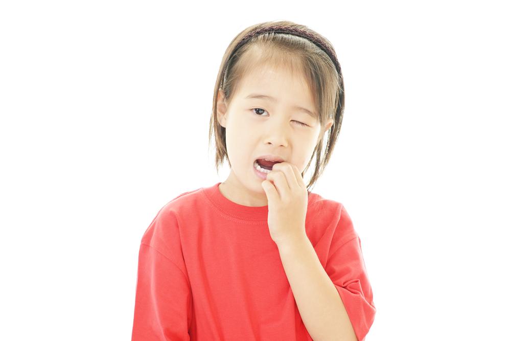 子供 歯が痛い