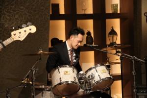 院長 ドラム