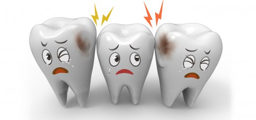乳歯歯並び
