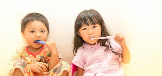 子ども虫歯予防